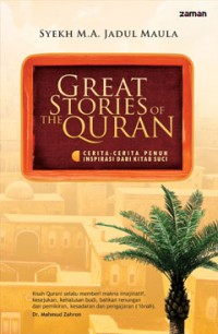 Image of Great Stories of The Quran : Cerita Cerita Penuh Inspirasi Dari Kitab Suci